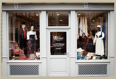 magasin de la Maison Bossert